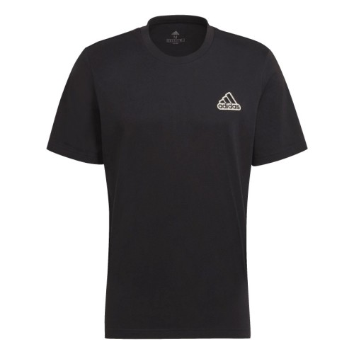 PANTALON LARGO COMBI MICRO. LIGHT NEGRO