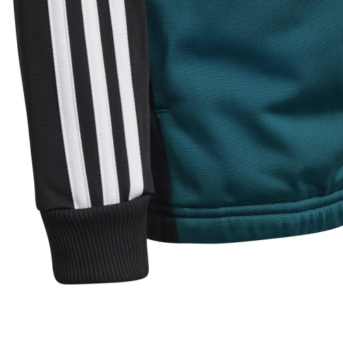 POLO CHAMPION III BLANCO-NEGRO M/C